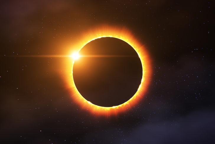 11 Ağustos güneş tutulması! Bakın parçalı güneş tutulması burçları nasıl etkileyecek?