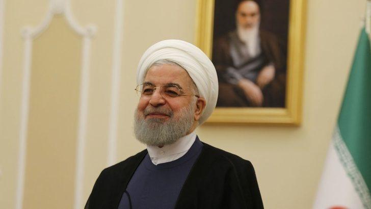 İran'ın resmi haber ajansı: Ruhani'nin özel temsilcisi Erdoğan'a 'ABD'yi pişman etmeye kararlıyız' dedi