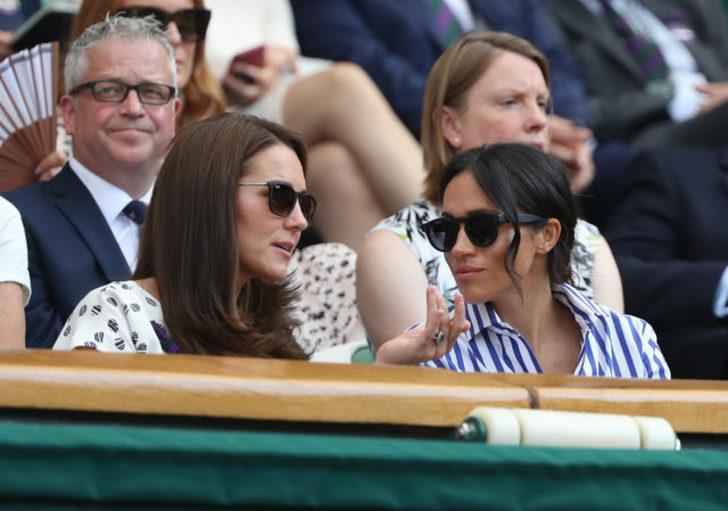 Tarafını seç: Meghan Markle Kate Middleton'a karşı