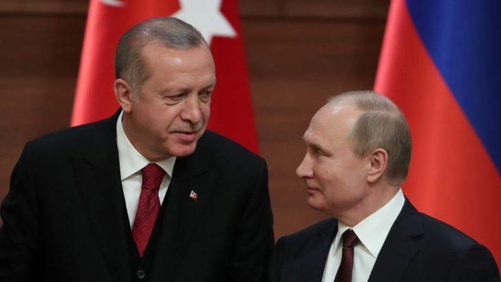 Erdoğan ve Putin Yeniden İdlib'i Görüşecek