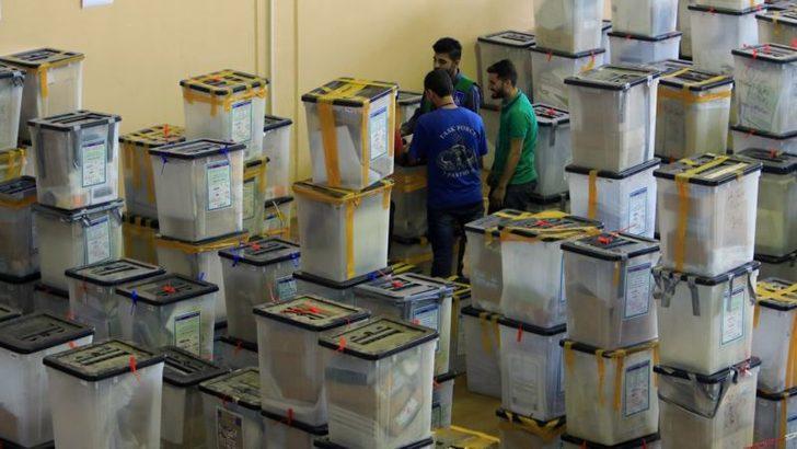 Irak'ta Yeniden Sayılan Oylar Sonucu Değiştirmedi
