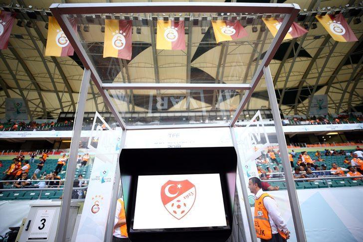 Ankaragücü - Galatasaray maçında Süper Lig'de ilk kez VAR kullanıldı!