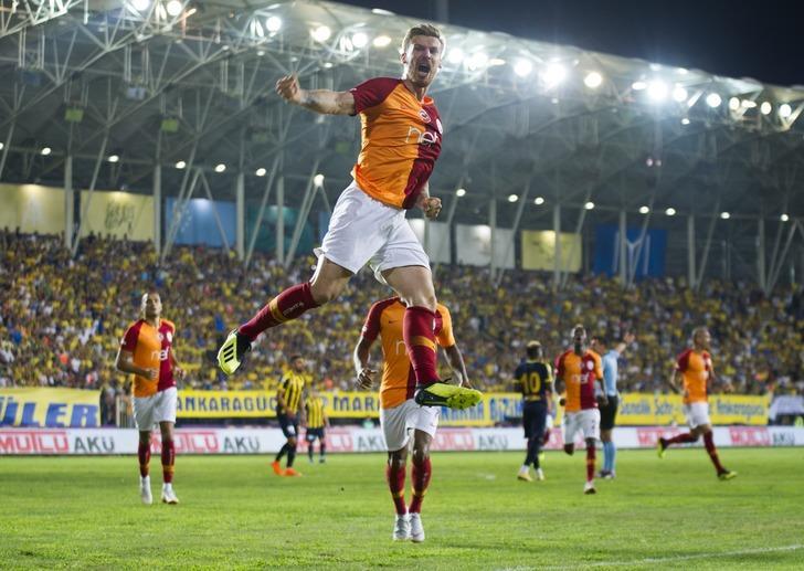 MAÇ ÖZETİ | Ankaragücü 1 - 3 Galatasaray (Spor Toto Süper Lig 2018/19 Lefter Küçükandonyadis sezonu başladı)