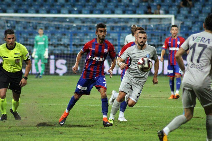 Kardemir Karabükspor 0 - 1 Adana Demirspor