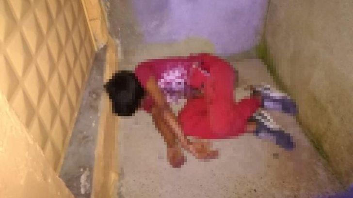 Edirne'nin Keşan ilçesinde kahreden görüntü! Bonzai içtiği iddia edilen çocuk hastaneye kaldırıldı!