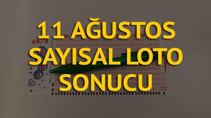 Sayısal Loto sonuçları 11 Ağustos: Sayısal Loto'dan 17 milyonu aşan dev ikramiye! (MPİ sorgulama)