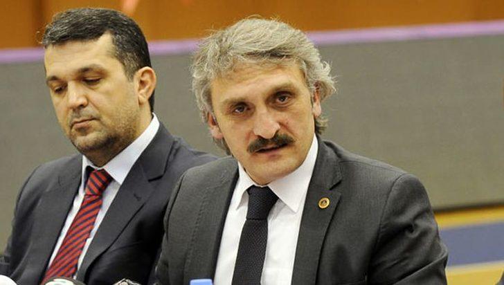 AK Partili Çamlı, 15 Temmuz gazisiyle tartıştı!
