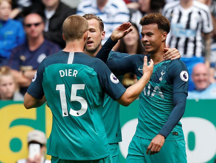 Newcastle United 1 - 2 Tottenham (Maç özeti)