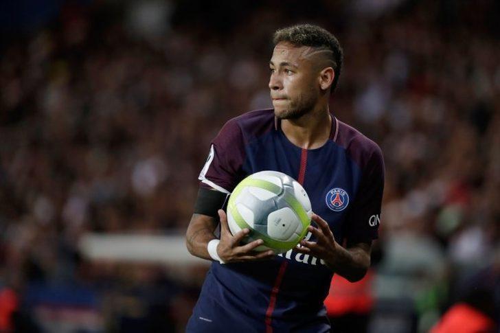 UEFA'dan Neymar'a soruşturma!