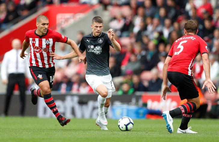 Southampton 0 - 0 Burnley (Maç özeti)