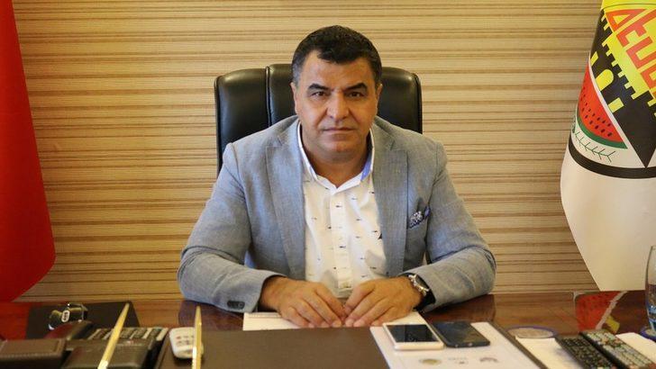 Diyarbakır Esnaf ve Sanaatkârlar Odaları Birliği Başkanı Alican Ebedinoğlu: Bu tahribatın etkisini altı ay sonra hissedeceğiz
