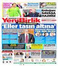 YeniBirlik  Gazetesi oku