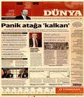 Dünya  Gazetesi oku