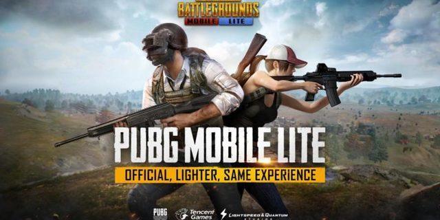 PUBG Mobile Lite yayında