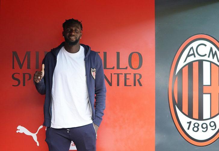 Milan, Chelsea'den Tiemoue Bakayoko'yu 1 yıllığına kiraladı