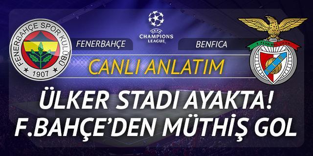 Fenerbahçe - Benfica (CANLI ANLATIM)
