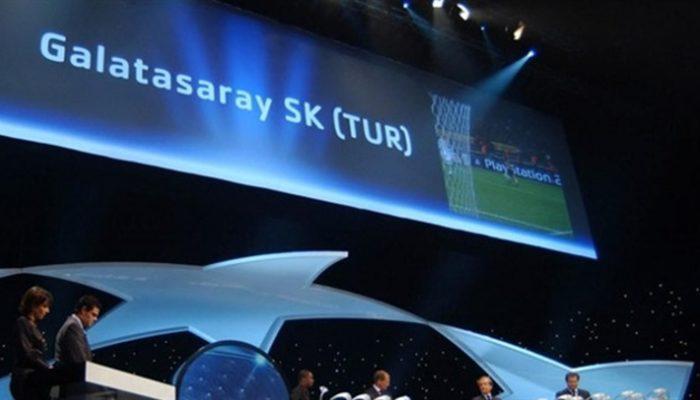 Galatasaray Şampiyonlar Ligi kura çekimine 4. torbadan katılacak