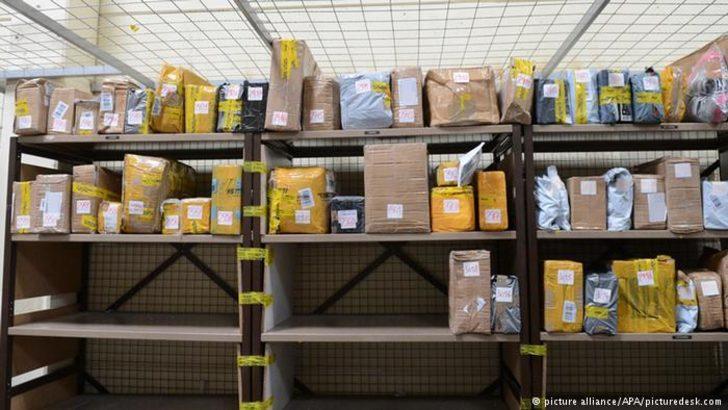 İsrail Filistin'e 10 ton mektup ve paket gönderiyor