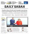 Daily Sabah  Gazetesi oku