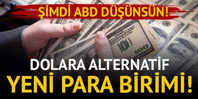 Dolara alternatif yeni para birimi önerisi