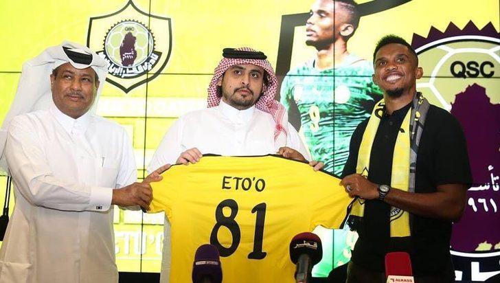 SAMUEL ETO'O | Konyaspor > Qatar SC | BONSERVİS BEDELİ: Yok