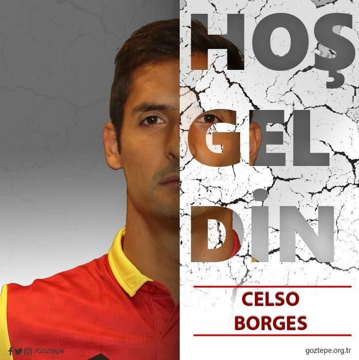 CELSO BORGES | Deportivo > Göztepe | BONSERVİS BEDELİ: 1.5 milyon Euro