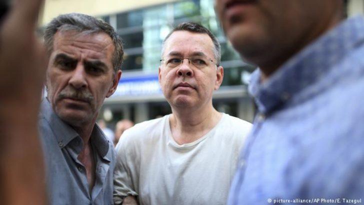 ABD: Brunson için gizli anlaşmadan haberdar değiliz