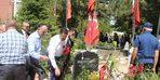 Kırıkkale'de bayram öncesi şehitler unutulmadı