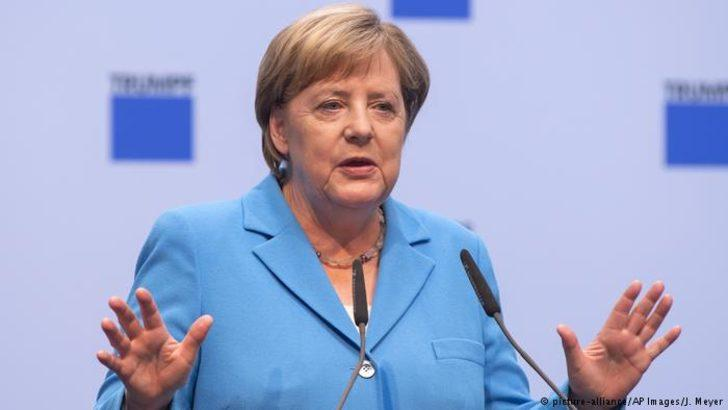 Merkel'den İstanbul'da dörtlü zirveye yeşil ışık