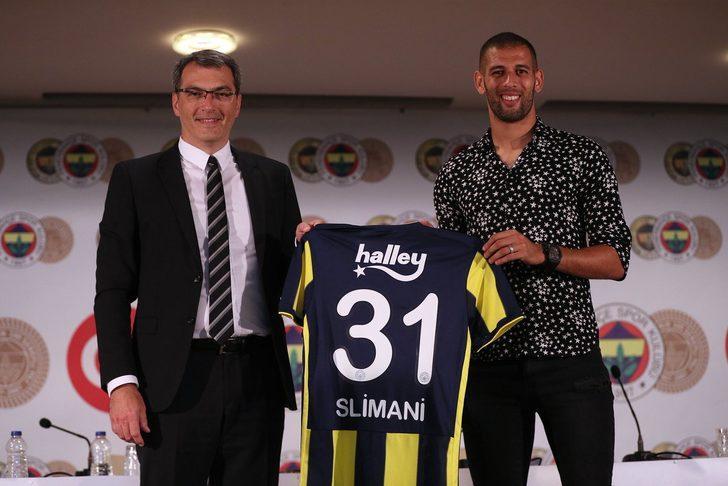 ISLAM SLIMANI | Leicester City > Fenerbahçe (Kiralık)
