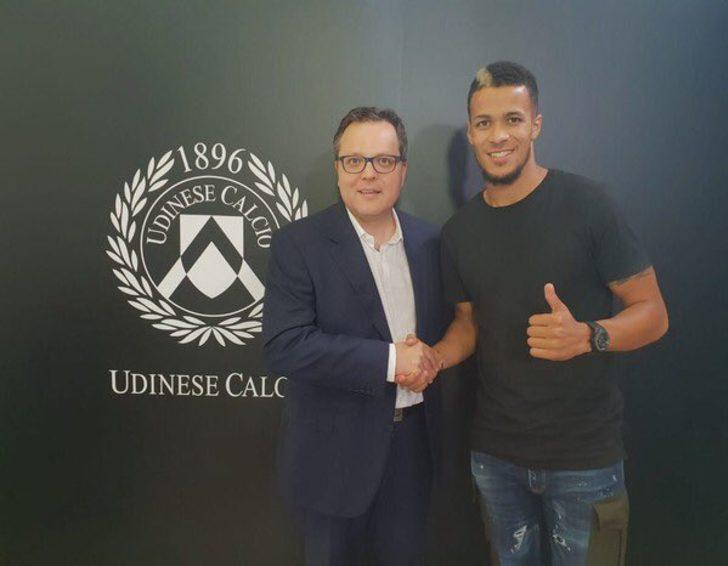 WILLIAM TROOST-EKONG | Bursaspor > Udinese | BONSERVİS BEDELİ: 3.3 milyon Euro