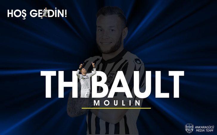 THIBAULT MOULIN | PAOK > Ankaragücü (Kiralık)