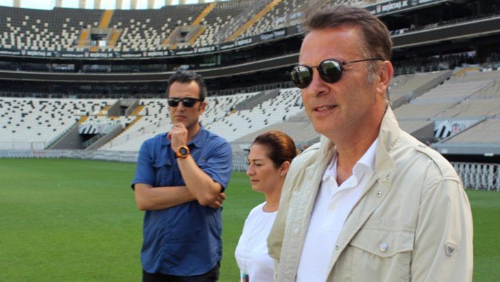 Fikret Orman Negredo'nun golünden sonra tableti parçaladı