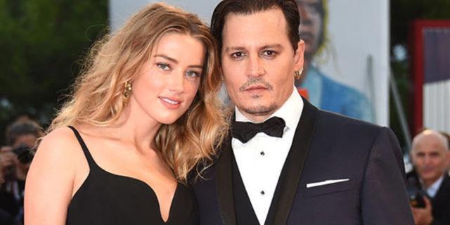 Amber Heard hakkında şok iddia!