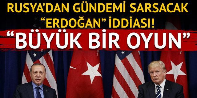 Gündemi sarsacak ABD-Türkiye iddiası!