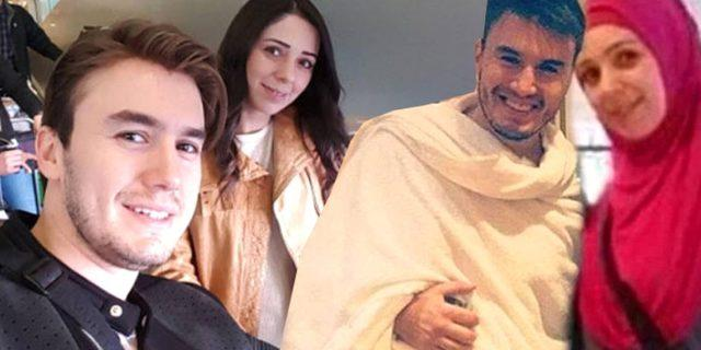Eski eşinin mahrem görüntülerini yaymakla suçlanan Mustafa Ceceli Hacca gitti