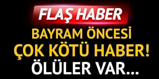 Samsun'da korkunç olay!
