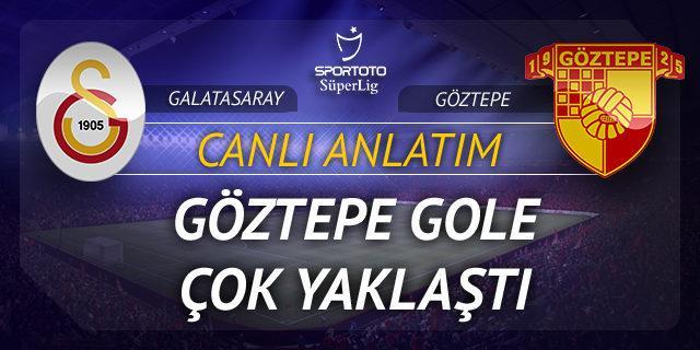 Galatasaray - Göztepe   CANLI YAYIN