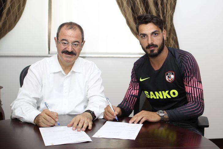 Gazişehir Gaziantep Günay Güvenç ile 1 yıllık sözleşme imzaladı