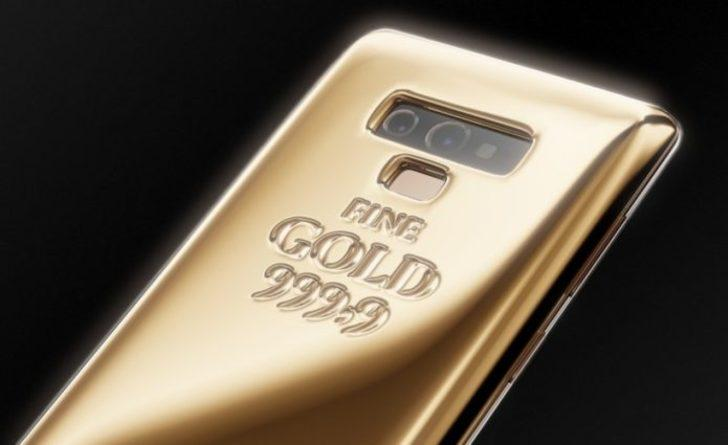 50,000 Euro'luk Galaxy Note 9!