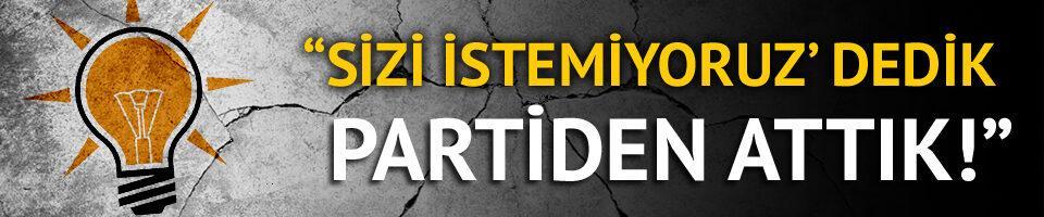 Mehmet Özhaseki: Bazılarını partiden attık
