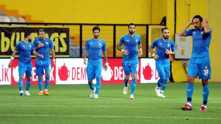 İstanbulspor 0 - 5 Altay (Maç özeti)