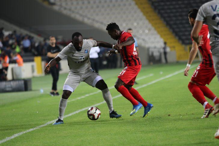 Gazişehir 0 - 1 Adana Demirspor (Maç özeti)