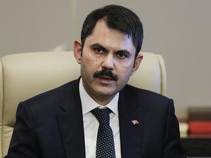 Çevre ve Şehircilik Bakanı Kurum'dan imar barışı açıklaması