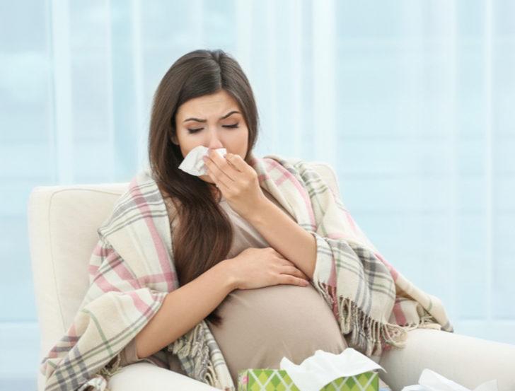 Hamilelerde alerji ve tedavi yöntemleri