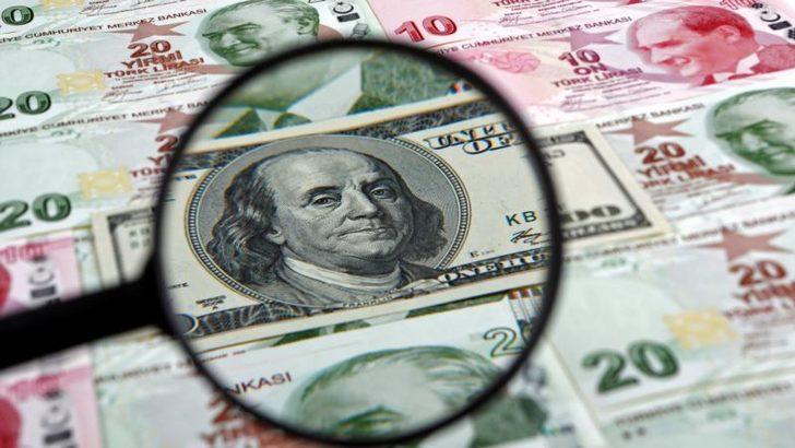 Türk Lirası Dolar Karşısında Yine Değer Kaybetti