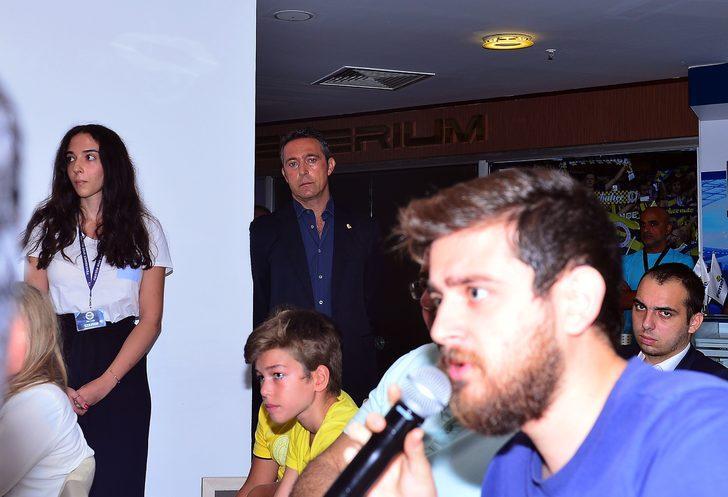 Fenerbahçe taraftarından sosyal medyada Ali Koç'a büyük destek!