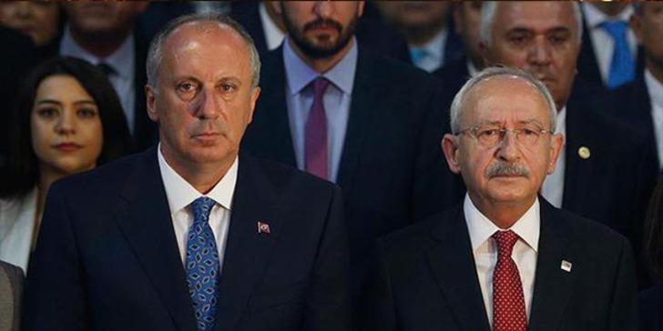 Kılıçdaroğlu: Muharrem İnce güven vermedi