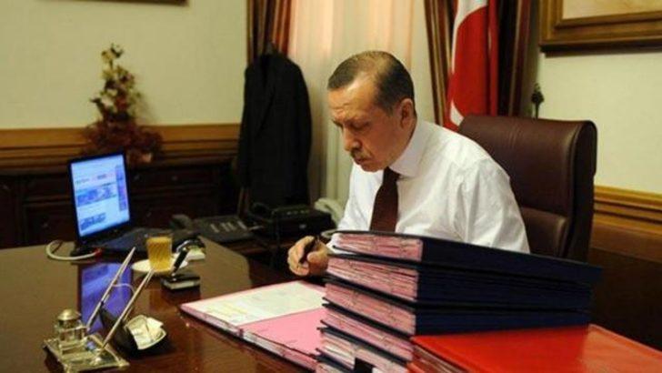 Başbakan Recep Tayyip Erdoğan'ın odasına sensör