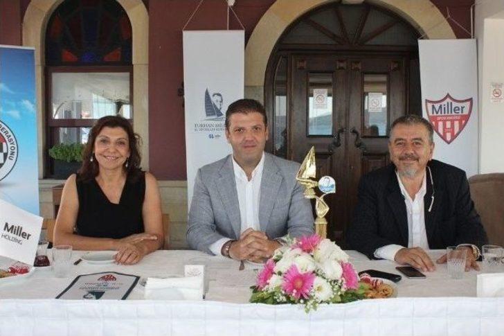 Turhan Mildon Su Sporları Kupası Başlıyor